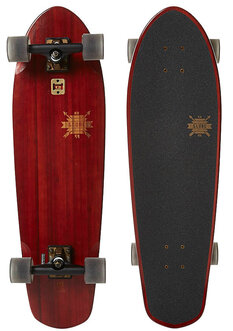 "BIG BLAZER CHERRY BAMBOO 32""-globe-Backdoor Surf"