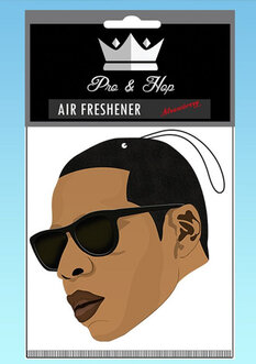 PRINCE OF NY AIR FRESHENER -air-fresheners-Backdoor Surf