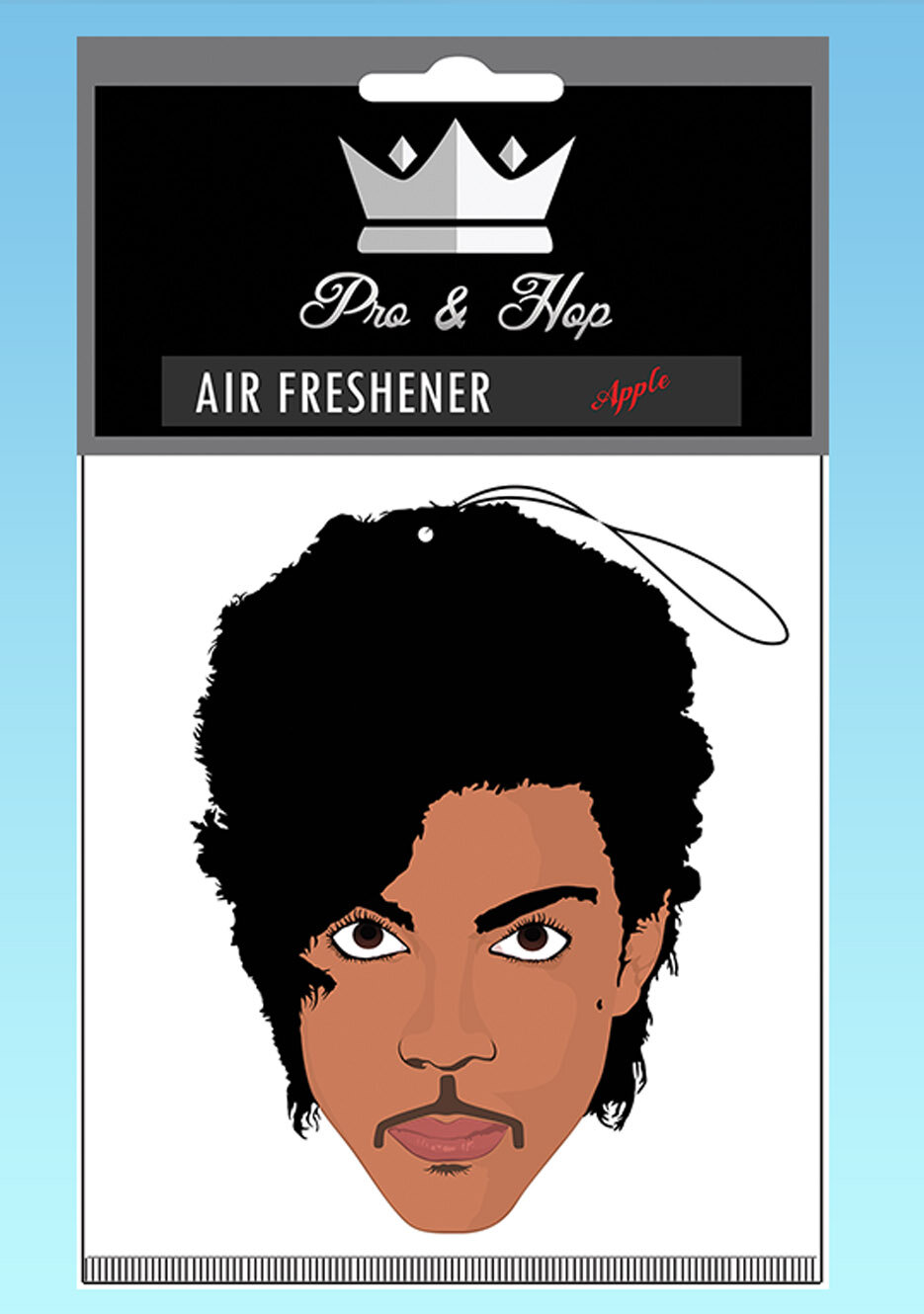 Image result for Prince  air freshener