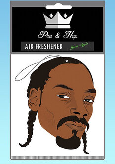 SNOOP AIR FRESHENER-air-fresheners-Backdoor Surf
