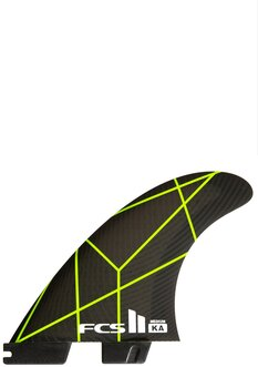 FCS II KA PC  TRI FIN SET-fins-Backdoor Surf