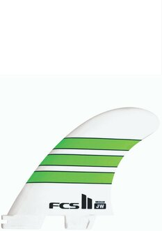 FCS II JW PG TRI SET-fins-Backdoor Surf