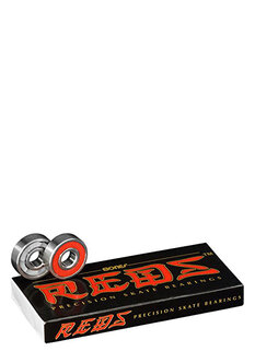 BONES BEARINGS REDS 8MM-bearings-Backdoor Surf