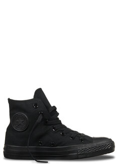 CT CORE CANVAS HI - BLACK MONO-mens-Backdoor Surf