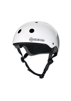 PRO SKATE HELMET WHITE SMALL-protective-wear-Backdoor Surf
