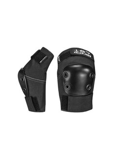 PRO ELBOW PAD BLACK MEDIUM-protective-wear-Backdoor Surf