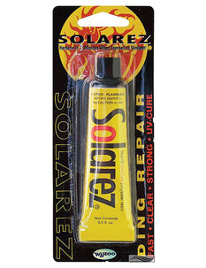 SOLAREZ POLYESTER UV RESIN - 15ML-repair-kits-Backdoor Surf