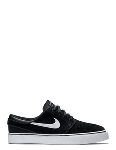 BOYS JANOSKI GS - BLK WHT GUM MED BRWN-kids-Backdoor Surf