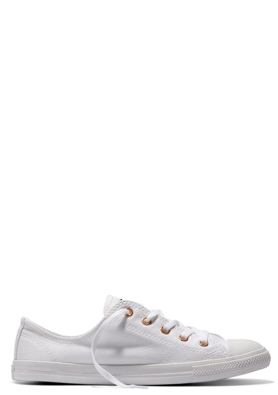 CT DAINTY ROSE GOLD EYELET LOW - Shop