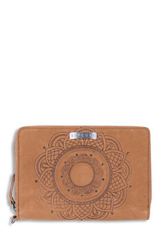 CHICAMA RFID LEATHER WALLET-wallets-Backdoor Surf