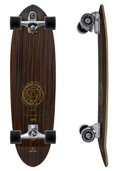 "HAEDRON 35"" No. 9 (C7 TRUCKS)-cruisers-Backdoor Surf"