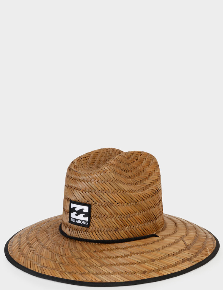 48ccd5a7770 TIDES PRINTED STRAW HAT - MENS-ACCESSORIES-CAPS   HATS   Surf