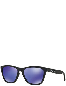 FROGSKINS MATTE BLK VIOLET IRID-sunnies-Backdoor Surf