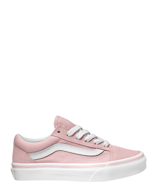 KIDS OLD SKOOL - CHALK PINK WHT