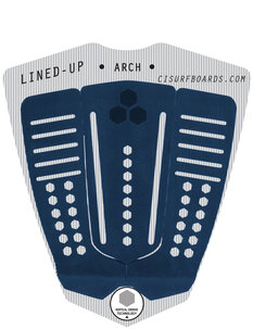 LINED UP ARCH PAD 2.5MM-surf-accessories-Backdoor Surf