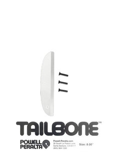 TAIL BONE WHITE-skate-Backdoor Surf