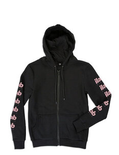 REPEAT ZIP HOOD-tops-Backdoor Surf