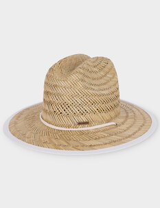 LORETTA STRAW HAT-caps-and-hats-Backdoor Surf