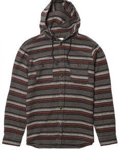 PUMPHOUSE FLANNEL-mens-Backdoor Surf