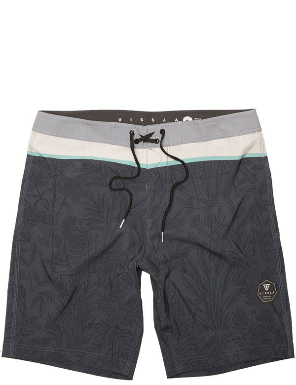 dea30f9cf69a4 CONGOS BOARDSHORT - Men's Shorts & Pants   Surf & Skate Clothing    Streetwear - VISSLA S18