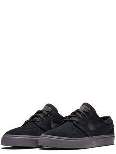 BOYS STEFAN JANOSKI GS - BLK BLK GREY-footwear-Backdoor Surf