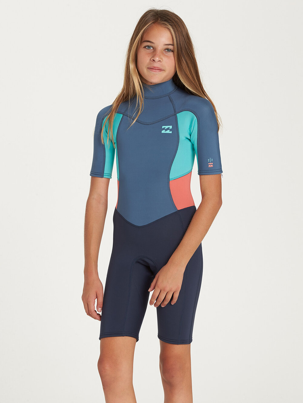 246f730faf84 2MM GIRLS SYNERGY SPRING - Girl's Wetsuits | Kid's Steamers, Springsuits &  Rashies | Wet Suit | Sale - BILLABONG S18