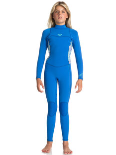 3X2 GIRLS SYNCRO BZ FL-wetsuits-Backdoor Surf