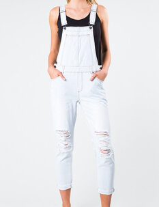 LADDER DENIM OVERALL-jumpsuits-Backdoor Surf