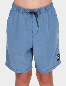BOYS ALL DAY OVERDYE LAYBACK SHORT-kids-Backdoor Surf