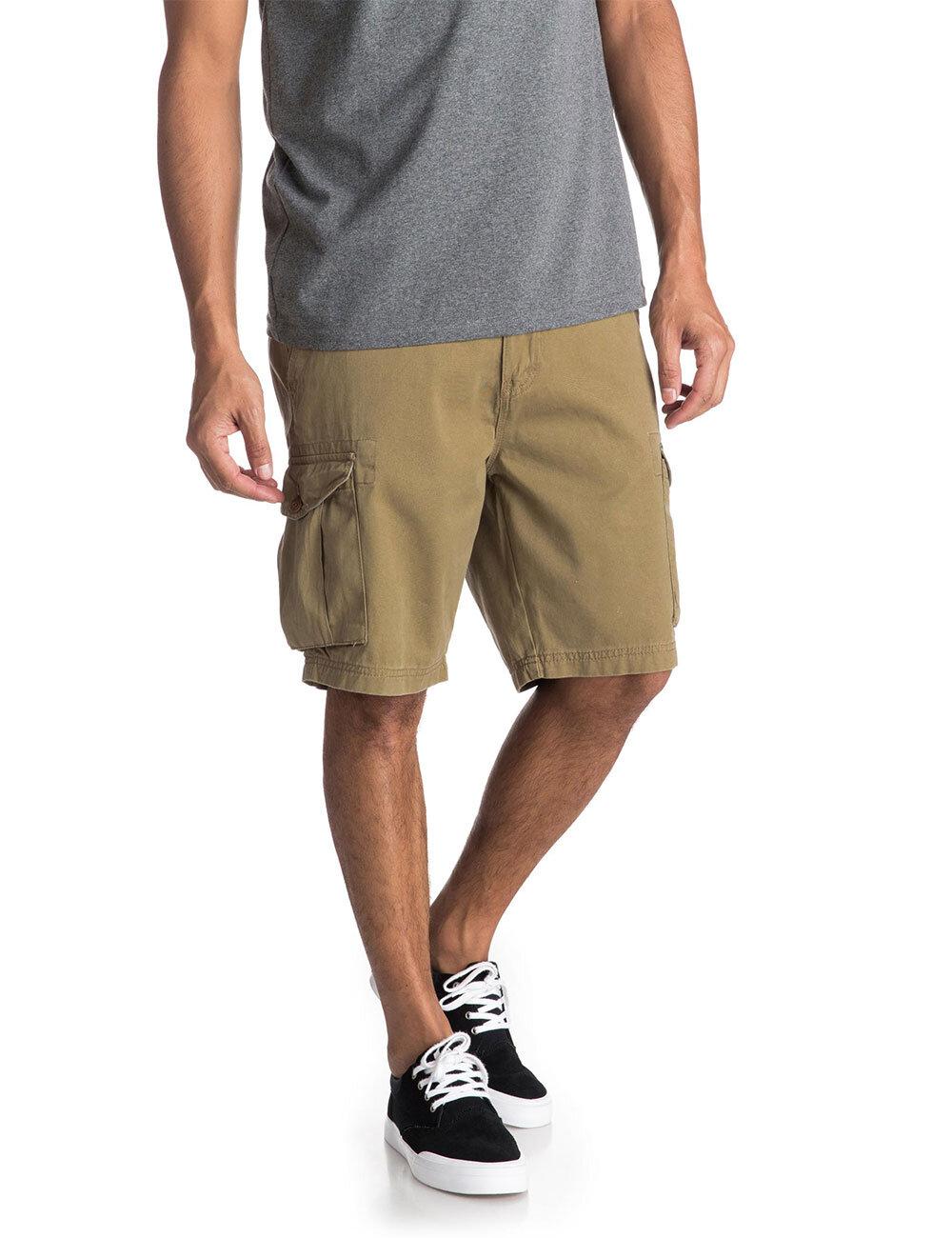 efb5c4c3cf CRUCIAL BATTLE SHORT - Men's Shorts & Pants | Surf & Skate Clothing |  Streetwear - QUIKSILVER S18