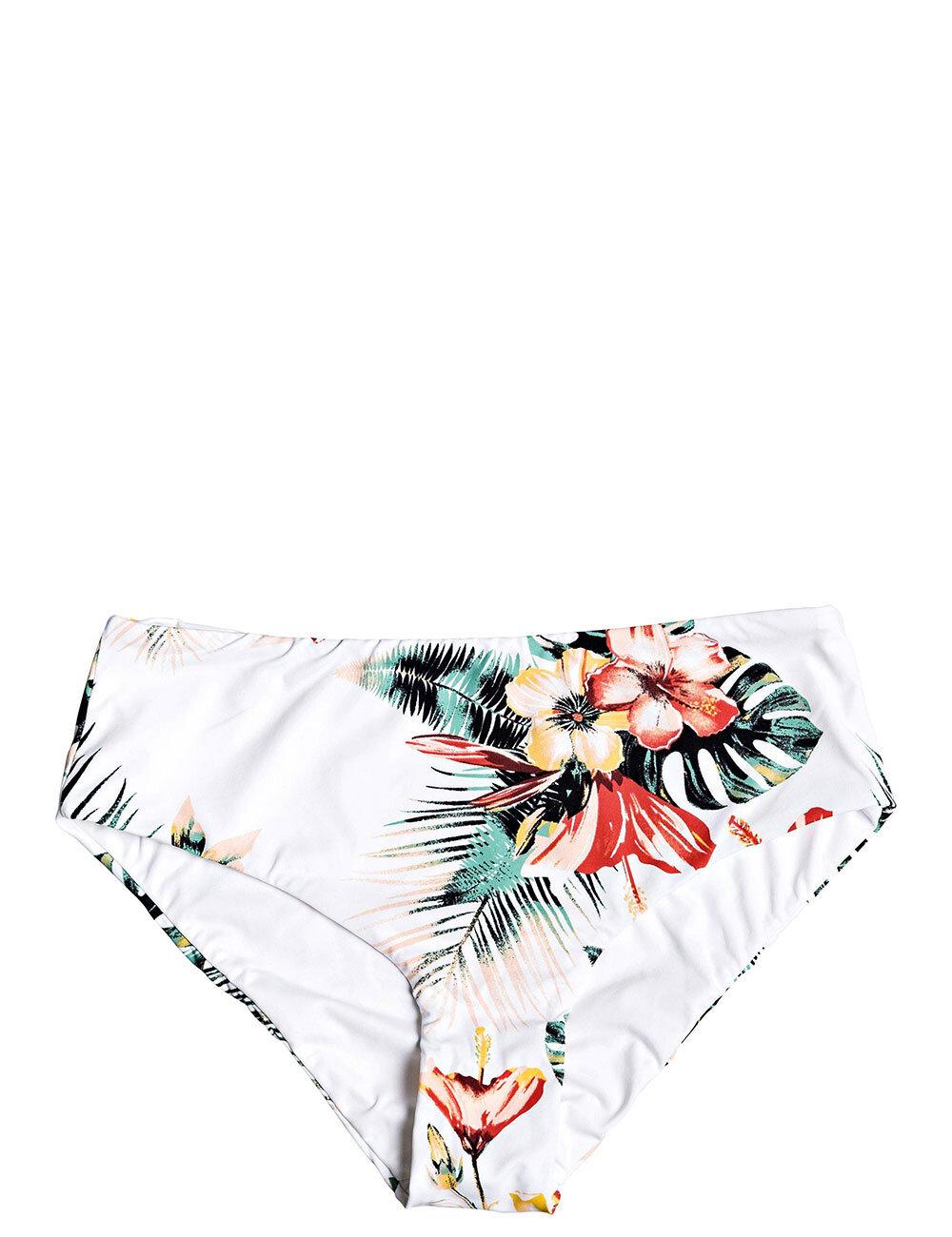 4cedc876be7e4 PRT SOFTLY LOVE FULL MID WAIST BOTTOMS - Women's Swimwear | Bikinis, One  Pieces, Boardshorts & Rash Vests | Surf Wear NZ - ROXY S18