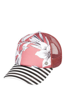 WATER COME DOWN CAP - ROSE LILY-womens-Backdoor Surf