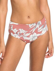 SOFTLY LOVE FULL MID WAIST BOTTOM-womens-Backdoor Surf