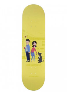 JOSH MATTHEWS BOBS BURGERS DECK-skate-Backdoor Surf