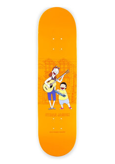 BRAIN DELATORRE BOBS BURGERS DECK-skate-Backdoor Surf