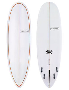 6'8 LOVECHILD-modern-Backdoor Surf