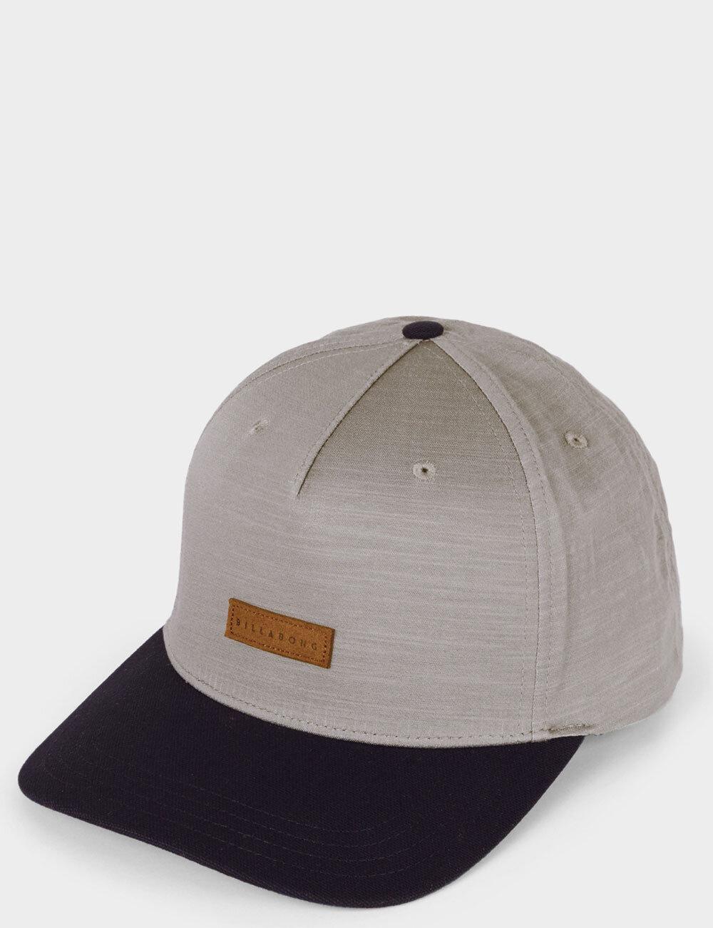 cheaper edec4 60d40 OXFORD SNAPBACK - Men s Accessories   Surf   Skate Brands   Streetwear -  BILLABONG S18