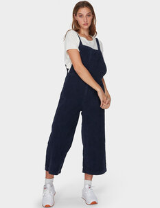 CRUSHED PLUSH OVERALL-womens-Backdoor Surf