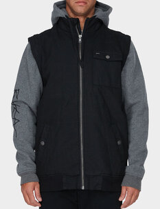 PUFF REVIVAL JACKET-mens-Backdoor Surf