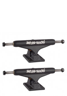 149 STAGE 11 FA LTD TRUCKS - MATTE BLACK-skate-Backdoor Surf