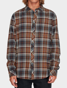 COASTLINE LS SHIRT-mens-Backdoor Surf