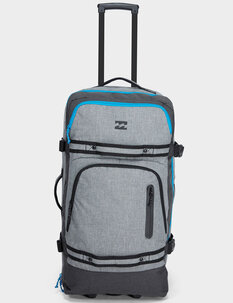 BOOSTER 110L TRAVEL BAG - GREY HEATHER-mens-Backdoor Surf