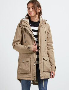 WALK ON BY PARKA-womens-Backdoor Surf