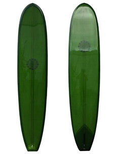 9'4 LEVITATOR - GREEN TINT-surf-Backdoor Surf