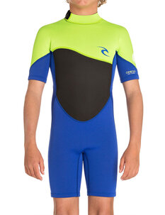 1.5MM BOYS OMEGA SPRING-wetsuits-Backdoor Surf
