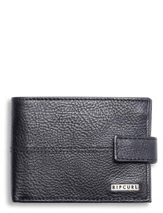 FLUX CLIP RFID ALL DAY WALLET-mens-Backdoor Surf