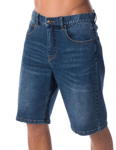 "TIDAL BLUE 21"" WALKSHORT-mens-Backdoor Surf"