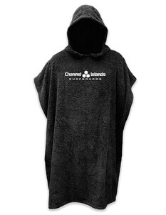MEDIA HOODED CHANGE TOWEL-mens-Backdoor Surf