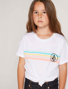 GIRLS CHATTER TEE-kids-Backdoor Surf