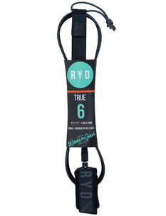 TRUE LEASH - 6FT X 6MM-surf-Backdoor Surf